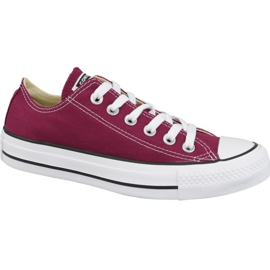 Scarpe Converse Chuck Taylor All Star Ox M9691C bordeaux