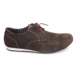Marrone Urban Shoes Casual 4245 Beige