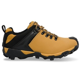 Nero Trekking scarpe HLD913 cammello