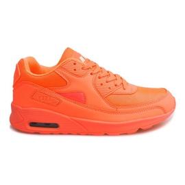 Scarpe da corsa sportive D1-16 Arancione