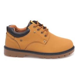 Marrone Stivaletti classici da scarpe JX-20 Camel