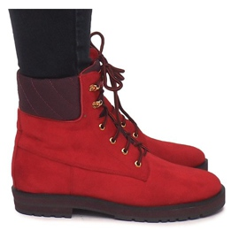 Rosso Tramps 1539Y Red
