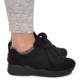 Nero Sneakers sportive SJ671-1 nere