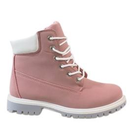 Pantaloni rosa 851