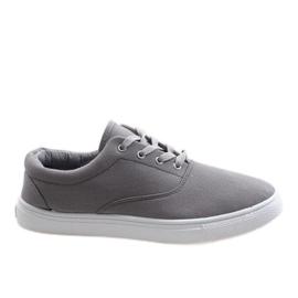 Grigio Sneakers da uomo grigie QF-10