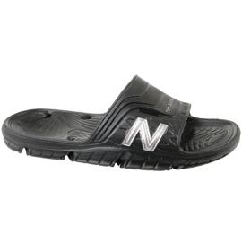 Pantofole New Balance M SD104BS nero