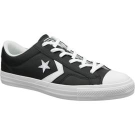 Nero Scarpe Converse Star Player Ox 159780C