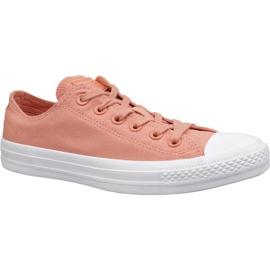 Arancione Converse C. Taylor All Star scarpe W 163307C