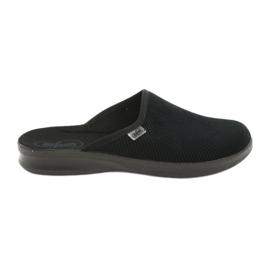 Befado scarpe da uomo pu 548M020 nero