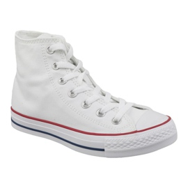 Bianco Converse Chuck Taylor All Star Core Hi M7650C