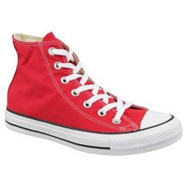 Rosso Scarpe Converse Chuck Taylor All Star Hi M9621C