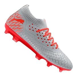 Scarpe da calcio Puma Future 4.2 Netfit Fg / Ag M 105611-01