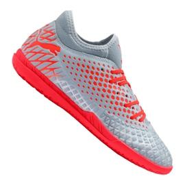 Puma Futrure 4.4 Tt Jr 105699 01 scarpe grigio