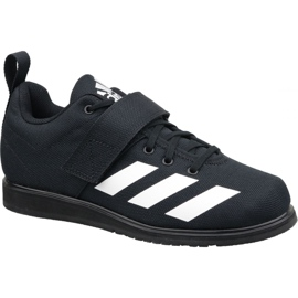 Nero Adidas Powerlift 4 W BC0343 scarpe