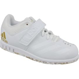 Adidas Powerlift.3.1 W AC7467 scarpe bianco