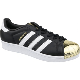 Scarpe Adidas Superstar W Metal Toe W BB5115 nero