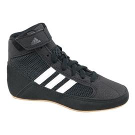 Nero Scarpe Adidas Havoc K Jr AQ3327
