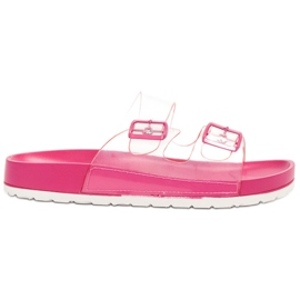 Ideal Shoes rosa