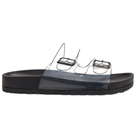 Ideal Shoes nero