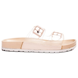 Ideal Shoes marrone