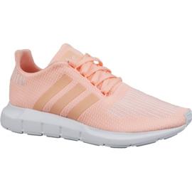 Rosa Scarpe Adidas Swift Run Jr CG6910