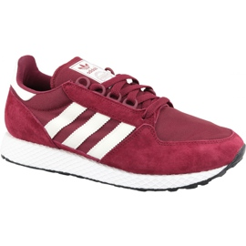 Rosso Scarpe Adidas Forest Grove M CG5674