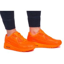 Sneakers B503-3 Arancione