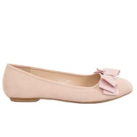 Marrone Ballerina donna colore coscia 3173 Beige