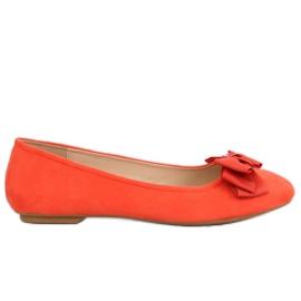 Ballerina da donna arancione 3173 arancione