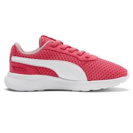 Rosso Scarpe Puma St Activate Ac Ps Jr 369070 09 corallo