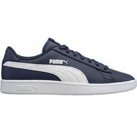 Marina Scarpe Puma Smash v2 LM 365215 05 blu navy