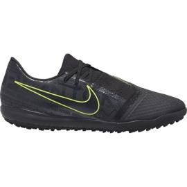 Scarpe da calcio Nike Phantom Venom Academy Tf M AO0571 007 nero