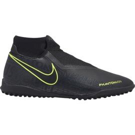 Scarpe da calcio Nike Phantom Vsn Academy Df Tf M AO3269 007 nero