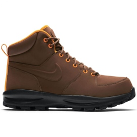 Scarpe Nike Manoa Leather M 454350 203 marrone