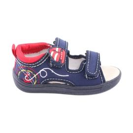 American Club Sottopiede in pelle per scarpe da bambino con sandali americani