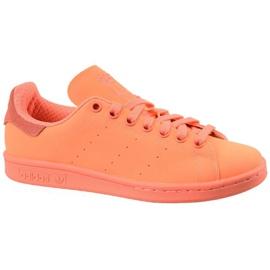Scarpe Adidas Stan Smith Adicolor in S80251 arancione