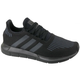 Nero Scarpe Adidas Swift Run Jr CM7919