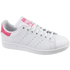 Bianco Scarpe Adidas Stan Smith Jr. DB1207
