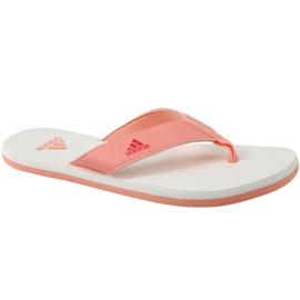 Arancione Infradito adidas Beach Thong 2 Jr CP9379