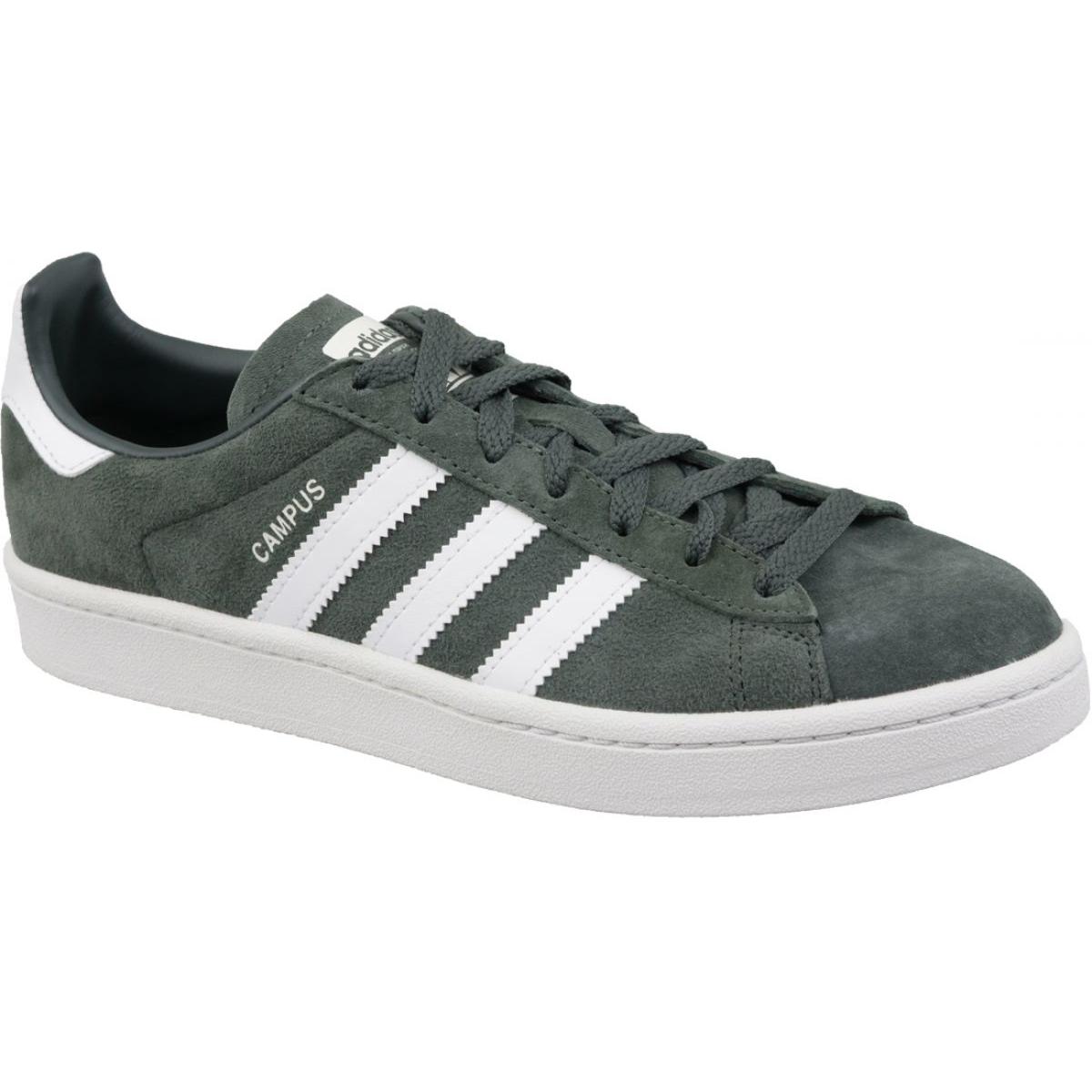 97e33d6530 Verde Scarpe Adidas Campus M CM8445