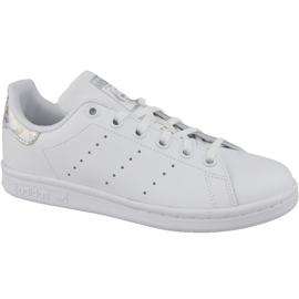 Bianco Scarpe Adidas Stan Smith Jr EE8483