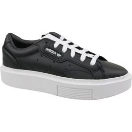 Scarpe Adidas Sleek Super W EE4519 nero