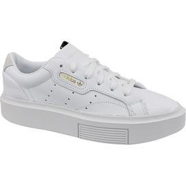 Scarpe Adidas Sleek Super W EF8858 bianco