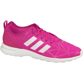 Scarpe Adidas Zx Flux Adv Smooth W S79502 rosa