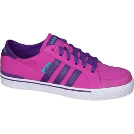 Scarpe Adidas Clementes K Jr F99281 rosa