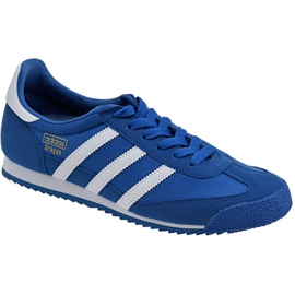 Blu Scarpe Adidas Dragon Og Jr BB2486