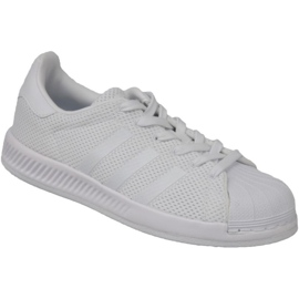 Scarpe Adidas Superstar Bounce BY BY1589 bianco