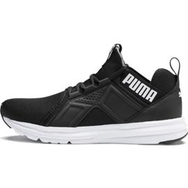 Scarpe Puma Enzo Sport M 192593 01 in bianco e nero