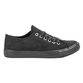 McKey nero Sneakers comode nere