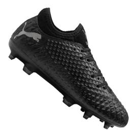 Scarpe da calcio Puma Future 4.4 Fg / Ag Jr 105696-02